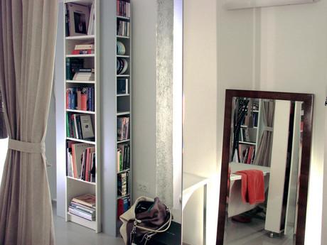 studio db ai labyrinth apartment design home library design