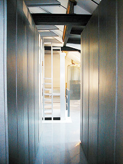 studio db ai house D1 luxury wardrobe design