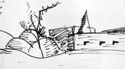 Dominika Batista PhD hidmo sketches