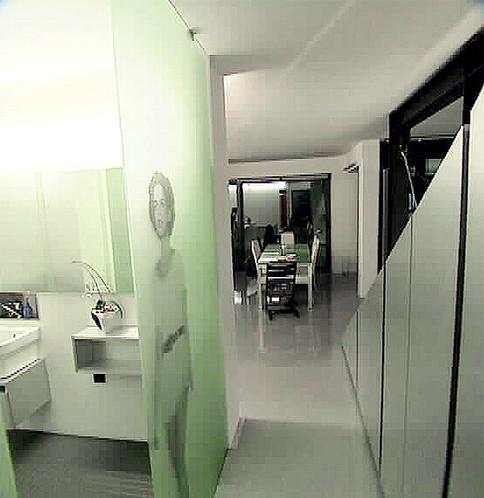 studio db ai house D1 guest restroom
