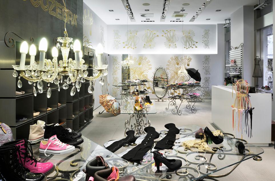 studio db ai art deco fashion boutique pret-a-porte
