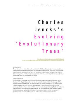 PhD D Batista C Jencks Evolutionary Tree