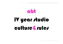 PhD D Batista abt_IV years_studio_cultur