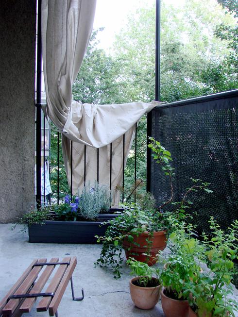 studio db ai labyrinth apartment design apartment green garden design