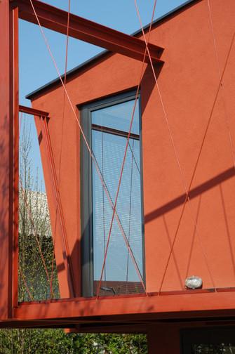 studio db ai house 4002 facade design detail