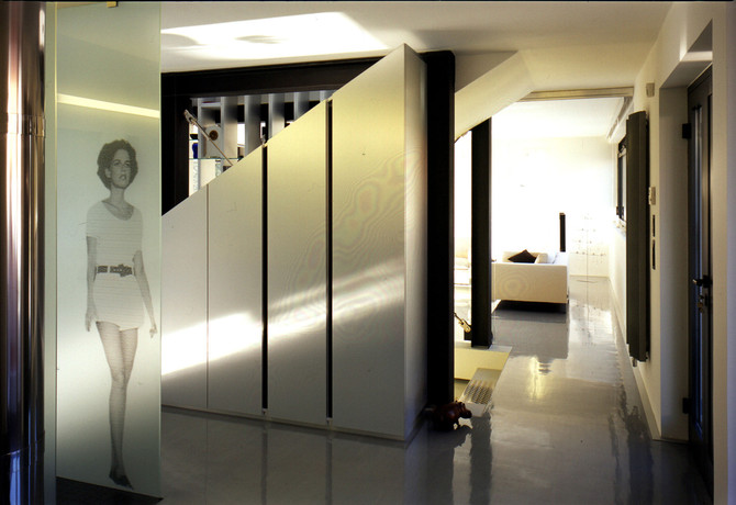 studio db ai house D1 luxury entrance hall