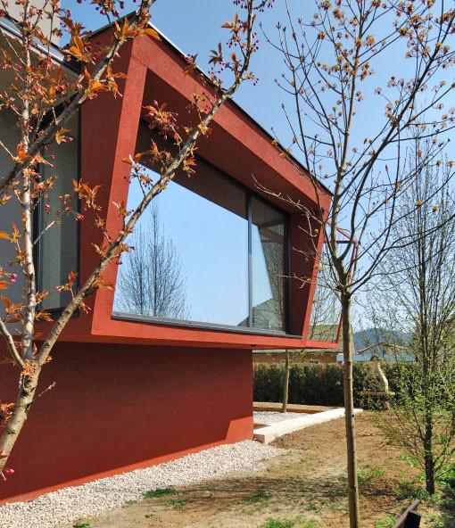 studio db ai house 4002 facade design