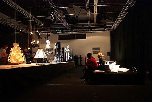 studio db ai chandelier light electrodoll design show