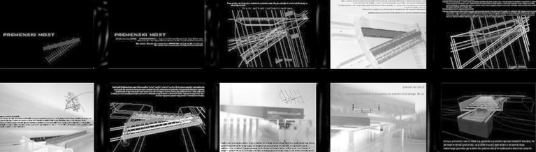 studio db ai  'Transformable Bridge over Ljubljanica River, Purchaze prize