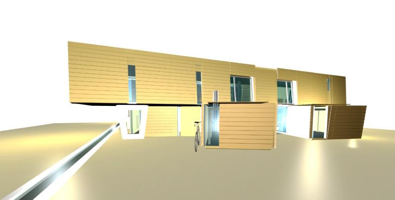 studio db ai house of two lamellas luxury living
