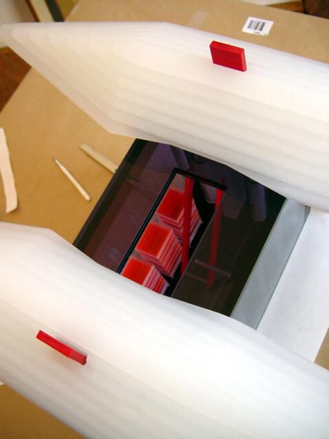 studio db ai monument srecko kosovel model making (4)