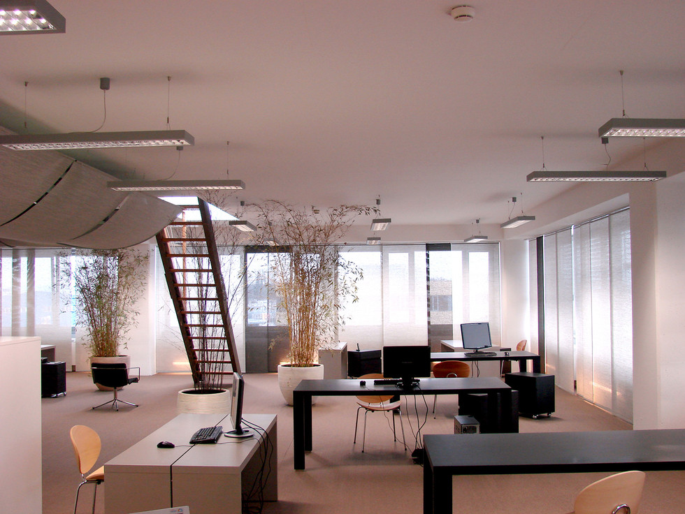 studio db ai office architecture pp 9002 office creative space