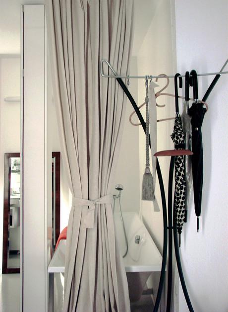 studio db ai labyrinth apartment design bathroom design