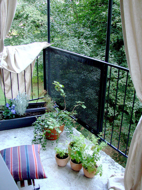 studio db ai labyrinth apartment architecture sustainable balcony design