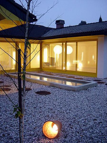 studio db ai luxury house atrium house design