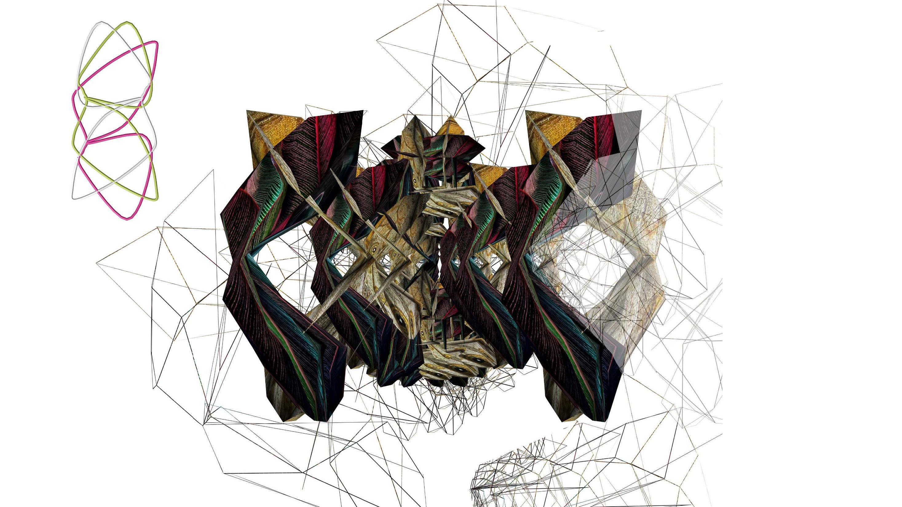Dominika Batista PhD Science of Design - Visualisation