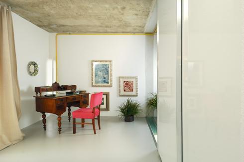 studio db ai interior U bedroom design (2)