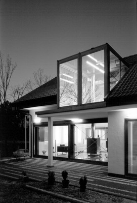 studio db ai timeless Contemporary mansion