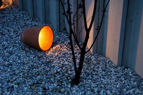 studio db ai atrium water garden terracotta light design 2