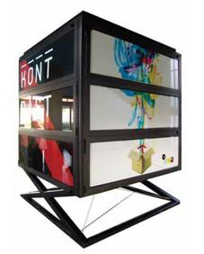 studio db ai twinkler urban kiosk closed position