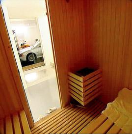 studio db ai house D1 home wellness sauna