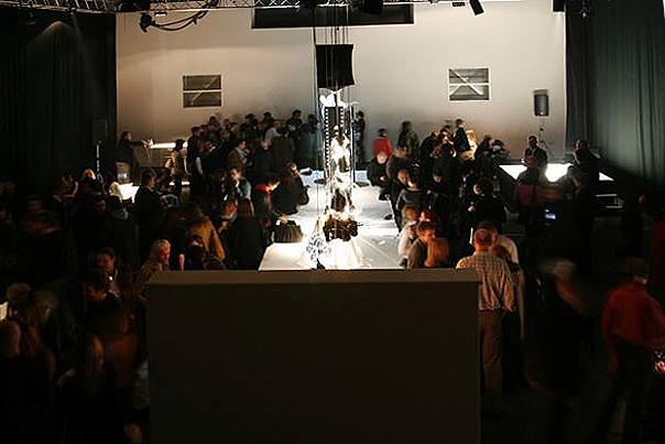 studio db ai chandelier light electrodoll design event