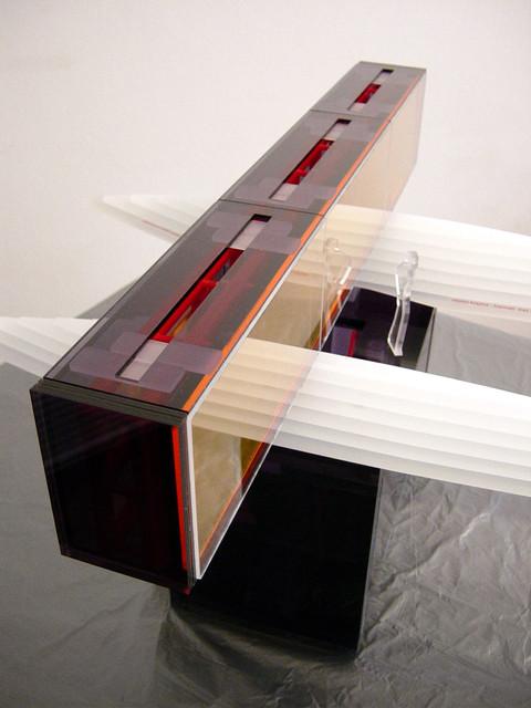 studio db ai monument srecko kosovel model making (6)