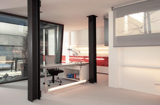 studio db ai youth suite design MA19 interior