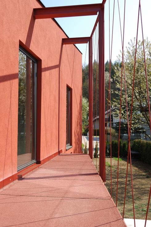 studio db ai house 4002 contemporary balcony design