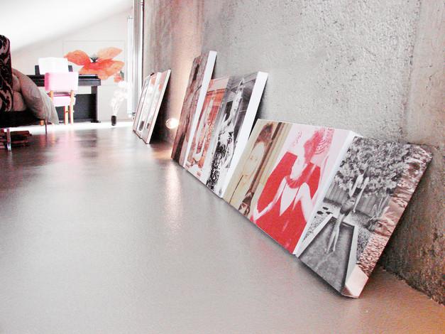 studio db ai interior U loft for young