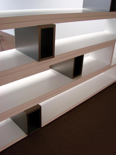 studio db ai office architecture pp 9002 office book shelves design