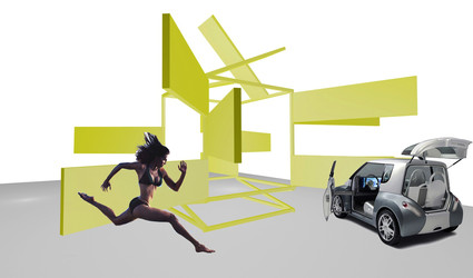 studio db ai twinkler urban furniture render