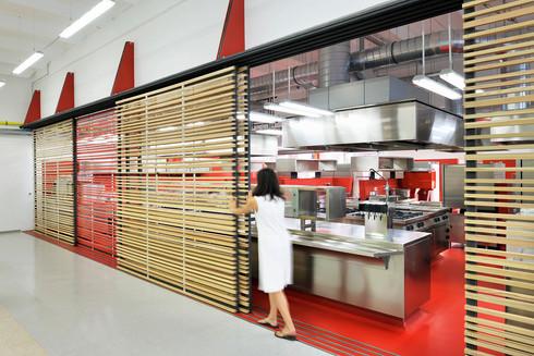 studio db ai School kitchen architecture school kitchen architecture
