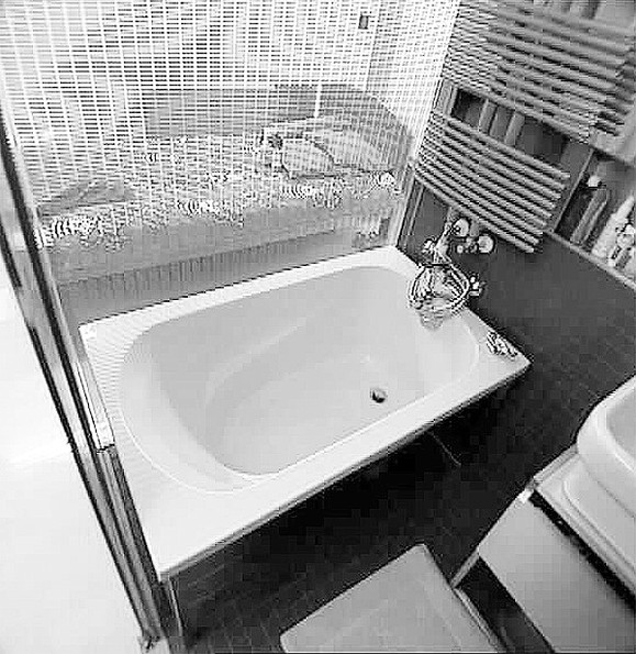 studio db ai house D1 bathroom for children