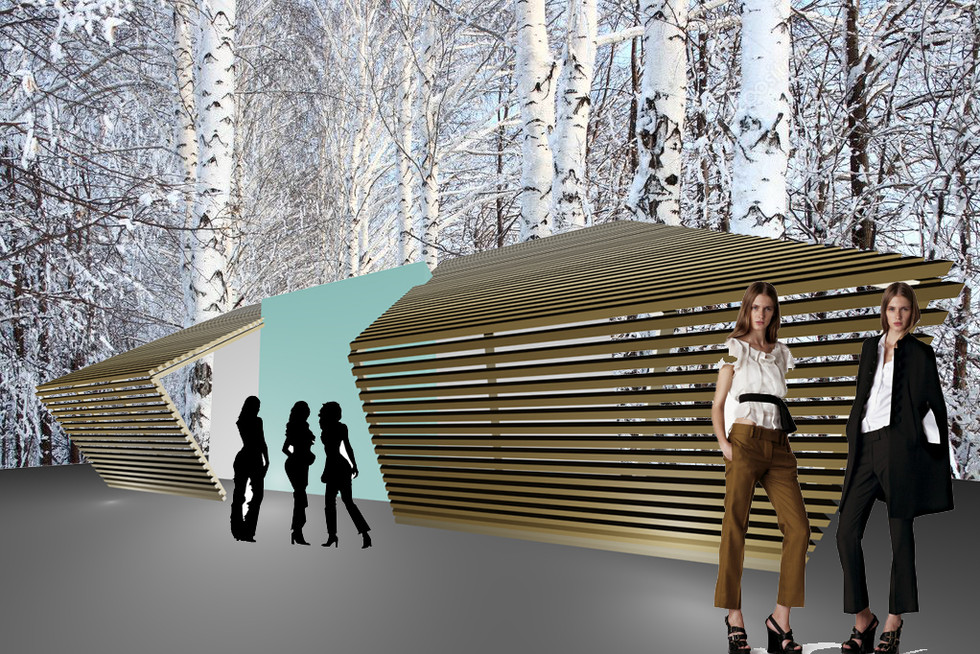 studio db ai house for her_dwelling of 44 birches  sustainable architecture