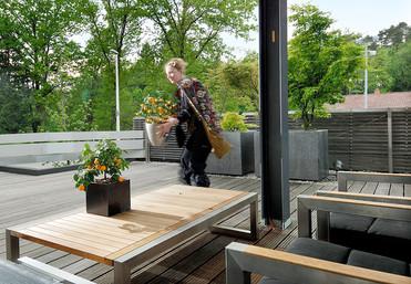studio db ai youth suite MA19 garden teak furniture