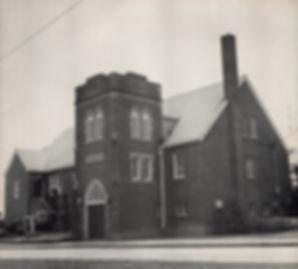First Presbyterian Church Jasper Indiana 11th & Jackson St. Location