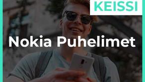 Keissi: Nokia Puhelimet