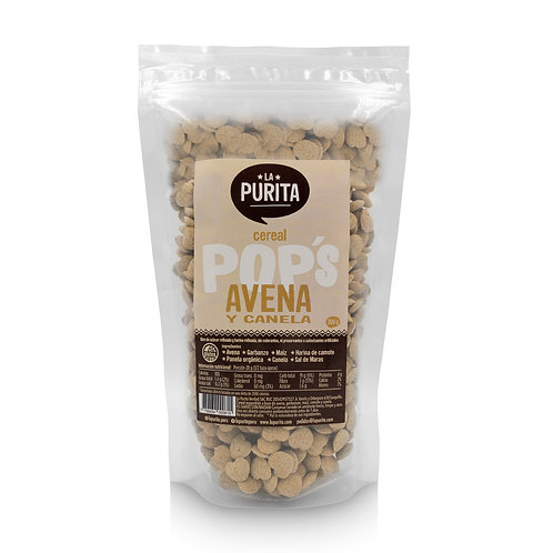 Cereal POPS Avena 200g