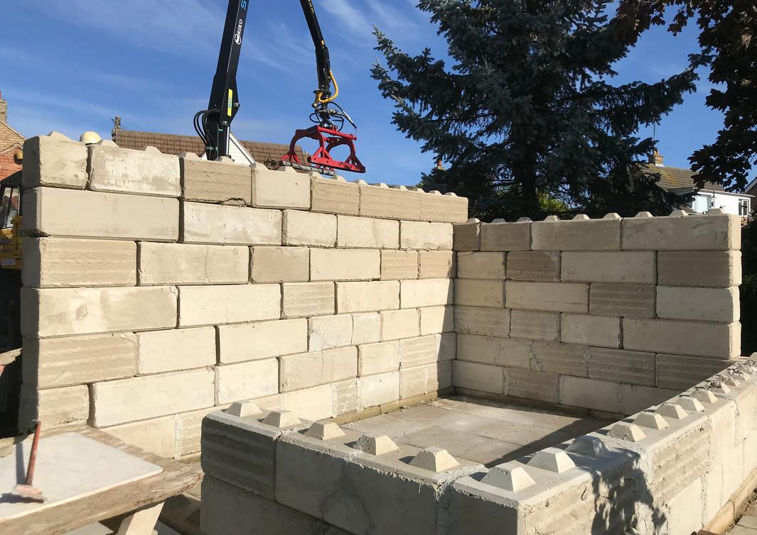 bettablok wall