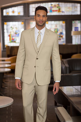Jackson James Tan Slim Fit Suit