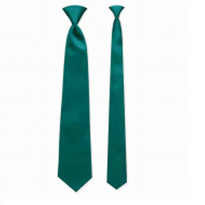 Teal Satin Windsor Tie