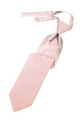 Pink Long Tie