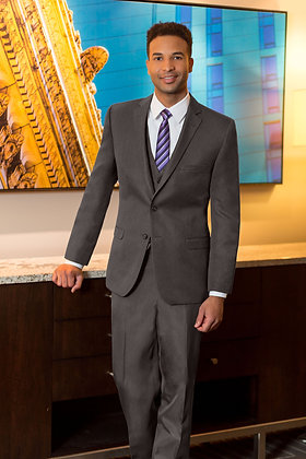 Jackson James Dark Grey Slim Fit Suit