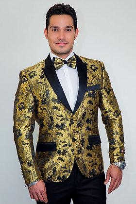 """""""Amsterdam"""" Tuxedo Jacket"""