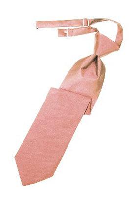 Coral Long Tie