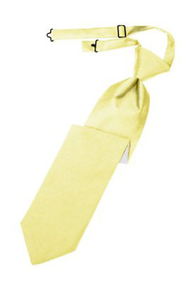 Canary Long Tie