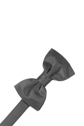 Pewter Bow Tie