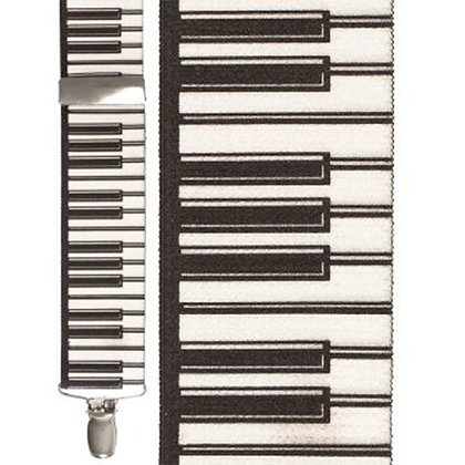 Piano Black Background