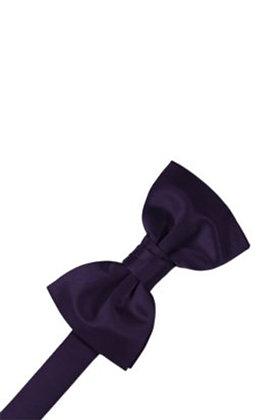 Lapis Bow Tie